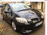 Top of the range Auris with SAT NAV & FULL TOYOTA SERVICE HISTORY