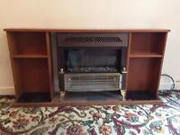 Retro fire and separate surround!