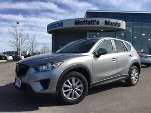 2013 Mazda CX-5 GX FWD SUV 2.0L GREAT ON GAS!!