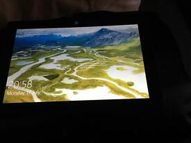 Windows 10 tablet computer