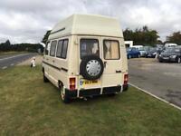 camper Renault Traffic Hds Retro bargain great runner live your dreams