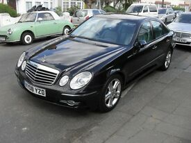 mercedes E class E200 good condition