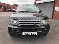 Range Rover 2007 Sport supercharged top condition