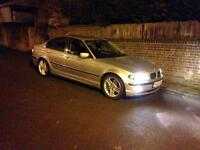Bmw 320d 2004 Low Mileage
