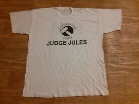 Judge jules - judgement night t shirt