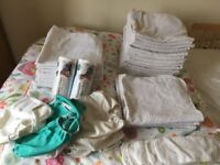 Pre-loved reusable nappies