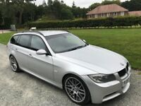 2007 BMW 330D Touring M sport *Manual* Huge Service History*