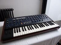 Korg MonoPoly with Midipoly midi in superb condition