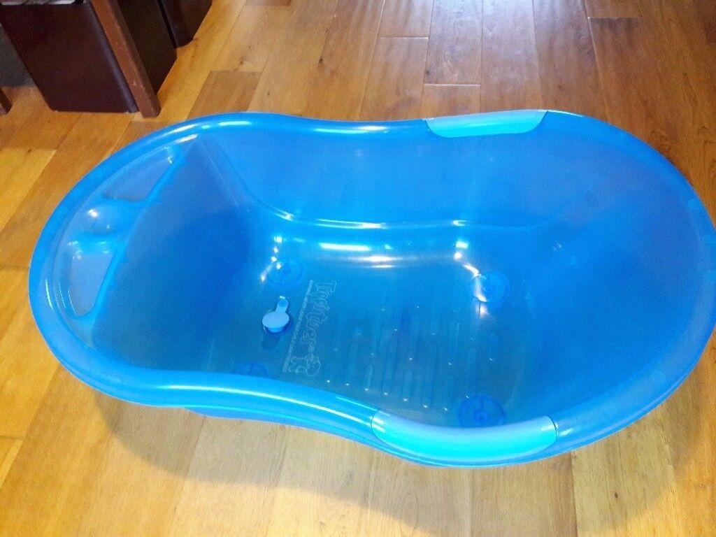 Tippitoes Standard Baby Bath Blue
