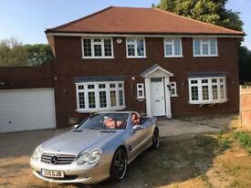 Mercedes SL 350 2005 registration for sale
