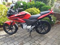 Honda, CBF, 2011, 125 (cc) - CBF125