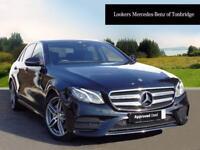 Mercedes-Benz E Class E 220 D AMG LINE (black) 2016-07-29