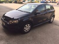 VW POLO HATCH 1.2CC PETROL MANUAL, 2011 Very Good For First Time Driver