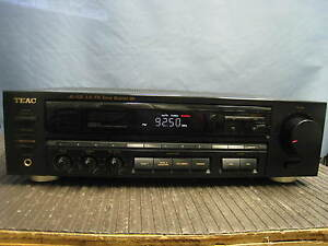 Teac AM/FM Stereo Receiver AG620 Vintage.