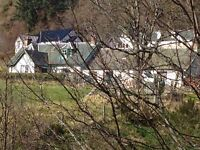 House for sale in beautiful rural location in Strathconon , Ross-shire