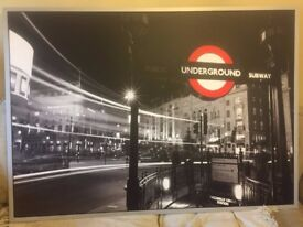 Ikea Piccadilly Circus underground station picture