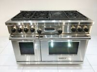WOLF ICBDF486C RANGE COOKER LATEST MODEL RRP £16500