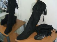 For sale ladies boots and sandals size 5 brand new £5 00 Moredun area collection only