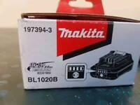 Makita BL1020B 10.8V 2.0 AH CORDLESS IMPACT DRILL BATTERY