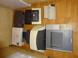untested printers (open to offers)