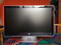 "Monitor – 23"" LCD Wide Screen 1920 x 1080 pixel VGA"