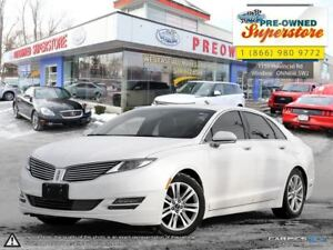 2016 Lincoln MKZ >>> LOW kms, NAV, sunroof <<<