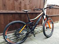 Cube stereo 160 HPA RACE SPEC 650b