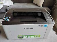 Samsung Laser Mono (black and white) printer - home office/schooling etc