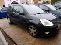 Ford fiesta 1.4 black zetec very good runner drives well with 6 month MOT .....drives fine
