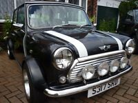Classic Mini (Rover) 1275cc Manual , 1998