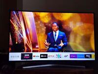 Samsung 55MU6100 4K UHD smart TV
