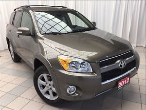 2012 Toyota RAV4 Limited *Clean One Owner !*