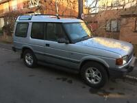 Land Rover Discovery V8 XS manual