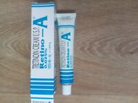 Retino A 0.025% CREAM 20g tube..New. Free posting to anywhere in the uk.