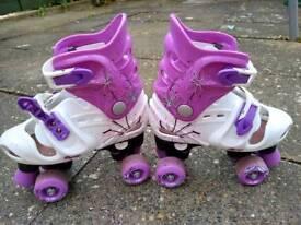 Girls Roller Skates.