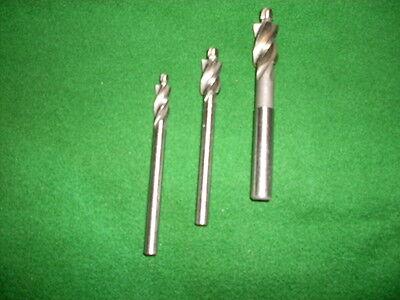 Flachsenker DIN 373 HSS DL/mittel   Gigant/HALL  Satz    M 3  M 4  M 5