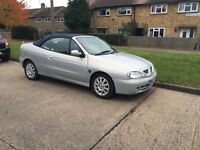 Renault Megane Coupe Convertiable 1.6 Petrol 12 Months M.O.T 02 Plate