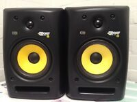 KRK R6 Active Monitors
