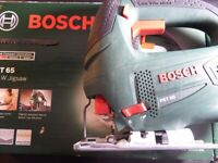 Bosch PST 65 Corded Variable Speed Jigsaw - 500W