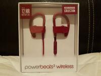 Apple Powerbeats 3 RED