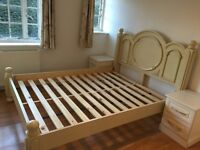 King Size French Style Bed For Sale