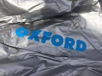 Oxford Motorcycle Cover- outdoor, heavy duty