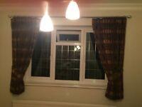 Curtains and Curtain Rail