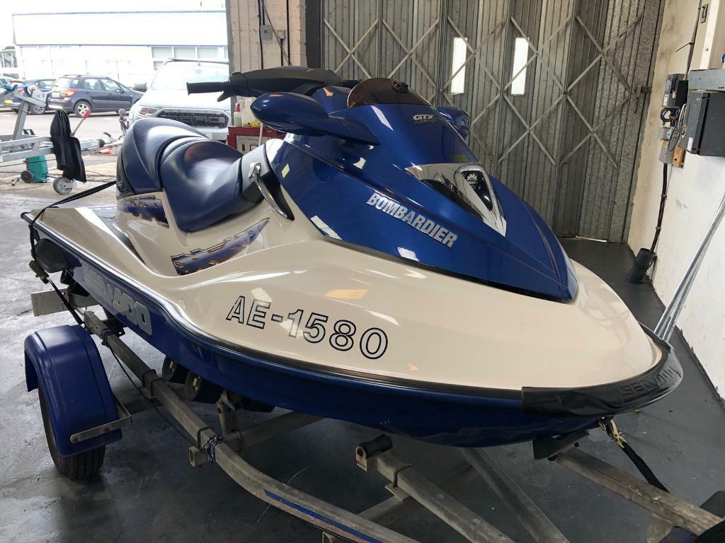 Seadoo GTX 4Tec 3 seater Jetski | in Ringwood, Hampshire | Gumtree