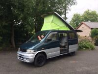 HI SPEC MAZDA BONGO 2.5 TD 4WD DAY CAMPER/BRAND NEW SIDE REAR CONVERSION/STUNNING COLOUR/NEW MOT