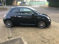 Fiat 595 Abarth Trofeo edition 65 reg