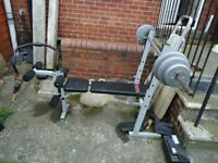 York Weight Bench