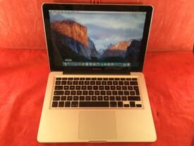 """MACBOOK PRO 13"""" 4GB RAM=500GB HDD=CORE 2 DUO=2010=collection from shop=fixed price=l769"""