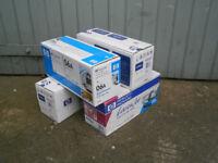 HP Laserjet 5L/6L Toner cartridges