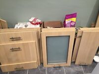Kitchen unit doors and panels